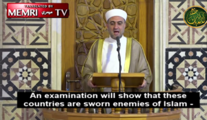 """Muslim cleric: World Cup nations are """"enemies of Islam,"""" games meant to distract from Gaza"""