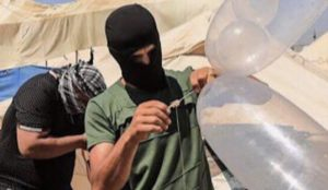 Latest jihad terror threat from Gaza: Explosive condoms