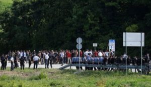 5,600 migrants have entered Bosnia since January, en route to Western Europe