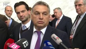 Hungarian Parliament: EU attacks Hungary on the grounds that it didnt take in migrants