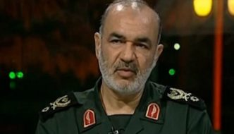 "Iranian general: ""International Islamic army has formed in Syria…Zionist regime was never in danger as it is now"""