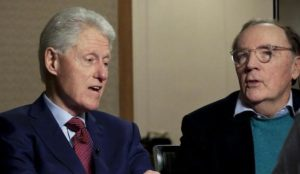 """Bill Clinton's new novel features """"Sons of Jihad"""" leader who is """"not Muslim"""""""