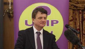 UKIP leader Gerard Batten dares to link Muslim rape gangs to Islam