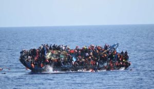 """Turned from rescue to piracy"": Migrants threaten to kill ship's crew unless taken to Europe"