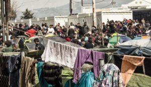 Greece: Muslim mob brutally attacks Christians in refugee camp – even children were threatened