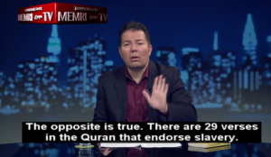 """German-Egyptian scholar: Muslims """"enslaved the Africans more than any other nation did"""""""