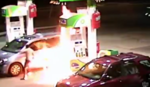 NYC: Muslim who set fire at gas station getting psychiatric evaluation, cops can't find motive