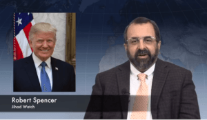 Robert Spencer video: Trump May Really Be More Popular Than Lincoln Was