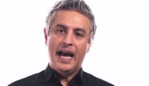 "Reza Aslan: ""Colleges should write rules on stone on who can and cannot speak on campus"""