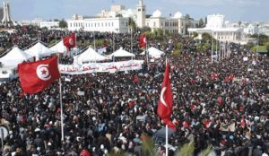 Tunisia: Thousands of Muslims demonstrate against gender equality and legalization of homosexuality