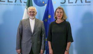 EU defies Trump, embraces bloodthirsty mullahs: urges increased business with Iran