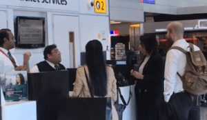 Kuwait Airways pays damages to Israeli barred from boarding Heathrow flight