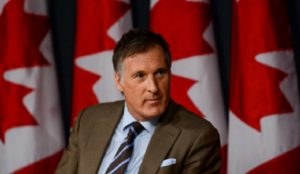 """Canada: MP Maxime Bernier quits to start new conservative party, citing """"extreme multiculturalism,"""" """"fake Conservatives"""""""