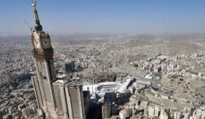 Sharia in Saudi Arabia: Man is crucified for stabbing a woman to death