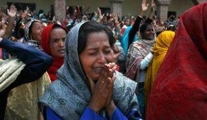 Islamic Republic of Pakistan: Muslims force 15-year-old girl to convert to Islam, third such incident in a week