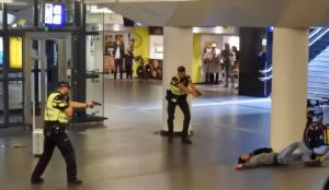 "Netherlands: Muslim migrant with ""terrorist motive"" targeted American tourists for stabbing"
