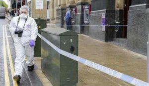 """UK cops on Muslima stabber: """"We can now confirm definitively that this was not an act of terrorism"""""""