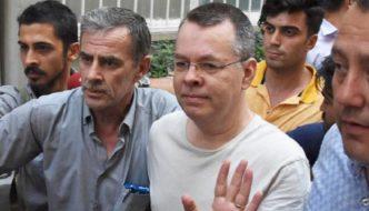 "Turkey: document reveals Pastor Brunson's real ""crime"" is ""Christianization"""