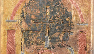 Newly discovered Byzantine-era cross shows Islamic intolerance