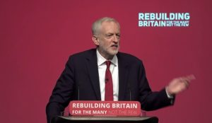 Hugh Fitzgerald: Jeremy Corbyn Quotes a Poet and Hails His Late Israeli Friend