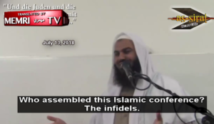 Muslim cleric in Germany denounces German Islamic conference: Infidels are representing your religion