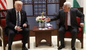 Palestinian official: Abbas doesnt realize that Trump doesnt just make promises or threats, he carries them out