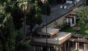 """Egypt: Muslim with """"extremist ideas"""" tries to bomb US Embassy, New York Times says motive unknown"""