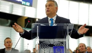 """Hungary's Orban to EU: """"You condemn us because we are not a nation of migrants"""""""