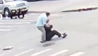 "Brooklyn: Muslim screaming ""Allah"" brutally beats Jewish man, cops investigating it as ""road rage incident"""