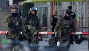 Germany: Police not ruling out terror in hostage-taking by Muslim migrant who threw Molotov cocktail