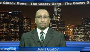 """Trump a """"Godsend"""" – Says Glazov's New Book, """"Jihadist Psychopath"""""""