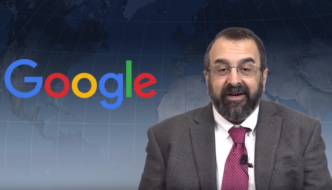 Robert Spencer video: Google claims it isn't rigging search results, but it is