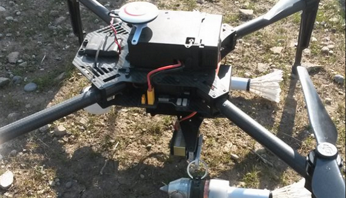 FBI chief warns: Islamic State could use drones to attack America