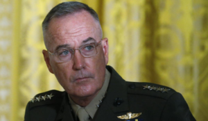 "US general: ""Little progress has been made in addressing the underlying conditions that lead to violent extremism"""