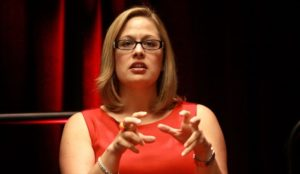 "Democrat Senate candidate Kyrsten Sinema: ""I don't care"" if Muslims go fight for Taliban against US"