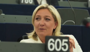 Robert Spencer Video: Marine Le Pen Ordered to Take Psychiatric Tests for Opposing Jihad Terror