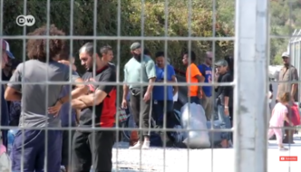 "Greece: Migrant camp ""is full of jihadists…They say that if you are not Muslim I can rape you"""