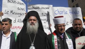 """Palestinian Archbishop: Evangelical Christians are """"enemies of the Christian values"""" for supporting Israel"""