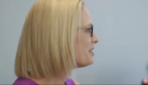 Arizona Democrat Senate candidate Kyrsten Sinema refuses to retract saying it's OK for Americans to join the Taliban