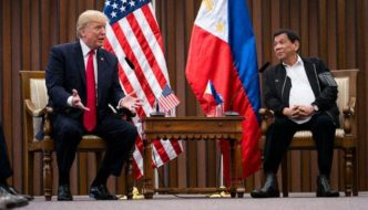 Secret Service foiled Islamic State assassination plot against Trump in the Philippines