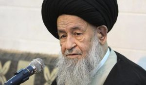 """Iranian Ayatollah: The British built apartments """"to get women out of the house and spread moral corruption"""""""