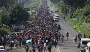 Univision correspondent says Bangladeshi Muslims joined migrant caravan in Guatemala