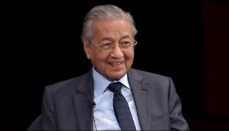 "Malaysian Prime Minister: Jews are ""hook-nosed…in the Holocaust it was not six million"""