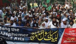 "Pakistan Prime Minister Imran Khan says accused blasphemer Asia Bibi ""will leave Pakistan in a couple of weeks"""