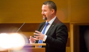 """Sweden: Politician charged with hate speech for saying jihadis scream """"Allahu akbar"""" before blowing themselves up"""