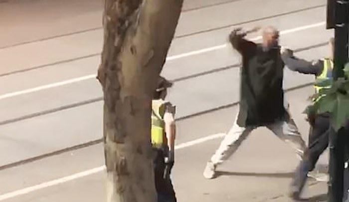 "Australia: Muslim migrant screaming ""Allahu akbar"" stabs three shoppers, murdering one"