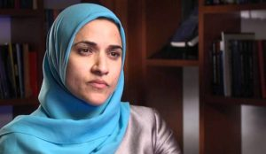 "Dalia Mogahed: ""They don't need you to save them from Islam. They need your respect."" (Part One)"