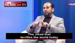 "Muslim scholar: ""Humanity was relieved of oppression only when Islam spread its wings throughout the world"""