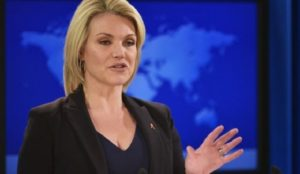 Heather Nauert withdraws from consideration to be ambassador of UN