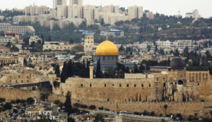 Israel: Palestinian Muslim stabs and wounds two police officers in Jerusalems Old City